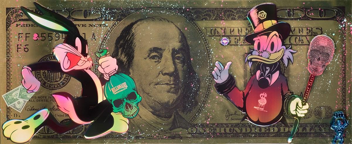 Money Talks Bullshit Walks